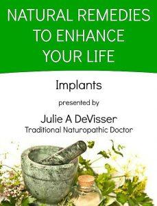 Implants - Julie DeVisser