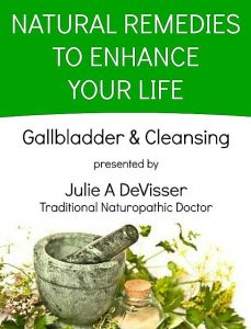 Gallbladder & Cleansing - Julie DeVisser