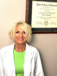 Chiropractor-Vicki Souder
